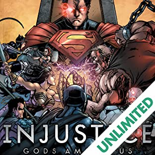Injustice: Gods Among Us (2013-2016)